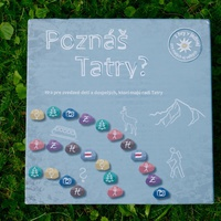 Recenzia Spoločenská hra Poznáš Tatry Vedomostné spoločenské hry sú v našej  rodine v obľube 2b711a07b89